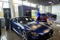 Mercedes Benz team strategy day