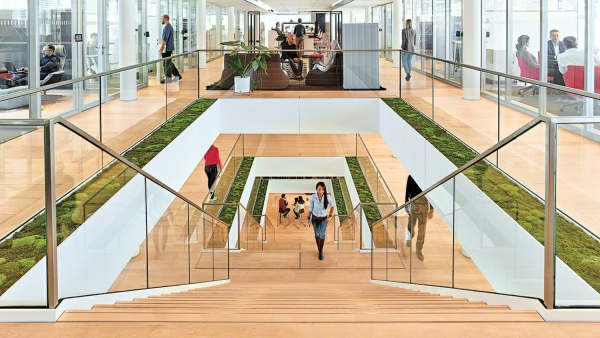 Flexible workplace design requires engineered meeting places